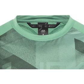 ION Traze AMP T-Shirt Langarm Herren sea green